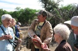 bird guide El Fuerte