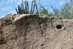 rock art El Fuerte